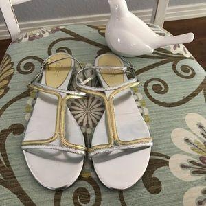 Ann Taylor Loft Sandals Shoes Woman's 8